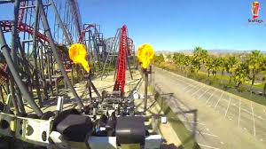 X2 Six Flags X2 At Six Flags Magic Mountain Is One Of Theme Park Review