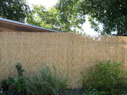 backyard x scapes rolled bamboo fencing home outdoor decoration
