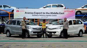 toyota avanza indonesia built u0027avanza u0027 sets its sights on the middle east