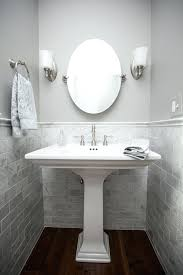 Powder Room Decor All Photos Sinks Powder Room Pedestal Sink Photos Small Powder Room With
