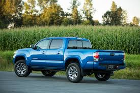truck toyota 2016 test drive 2016 toyota tacoma limited review car pro