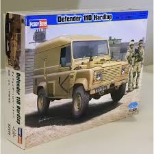 military land rover 110 hobbyboss 82448 landrover defender 110 hard top 1 35 scale