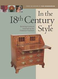 in the 18th century style building furniture inspired by the