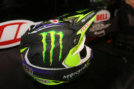 monster energy motocross helmet monster energy eli tomac replica vital mx pit bits anaheim 1