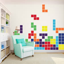 this tetris inspired home decor will fit perfectly into your life