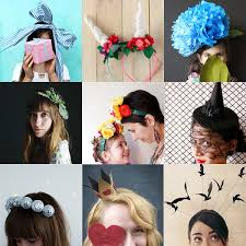 18 ways to craft an entire halloween costume on your head mollie