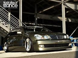lexus gs300 stance crowned vip king state of stance