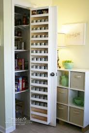 Over The Cabinet Spice Rack Cool Spice Rack Over The Door 80 About Remodel Modern Home With
