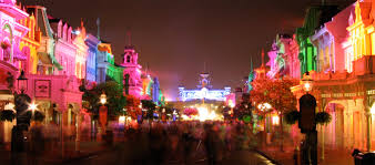 Halloween At The Magic Kingdom By Areteeirene On Deviantart
