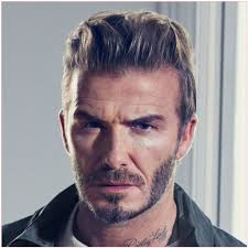 african american men haircuts styles and david beckham messy hair