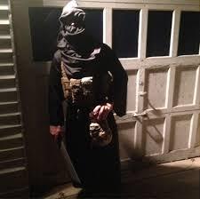Jane Killer Halloween Costume Isis Costumes Halloween Party Goers Dress Jihadist