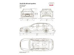 audi a6 specifications 2006 audi a6 allroad quattro 3 2 fsi automatic specifications and