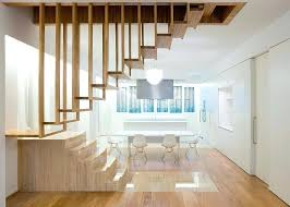 Unique Stairs Design Unique Stairs Design Suspended Timber Steps Create A Wonderfully