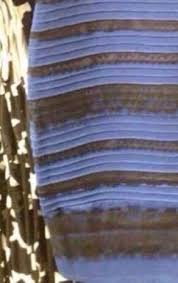 what color is the dress why do some people see blue and black and