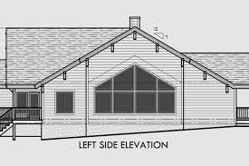gable roof house plans ranch house plan featuring gable roofs ranch house plans