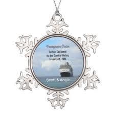 cruise ship ornaments keepsake ornaments zazzle