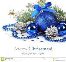 blue christmas blue christmas decorations stock photo image 27837970