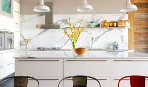 White Backsplash For Kitchen Best  White Kitchen Backsplash - White marble backsplash