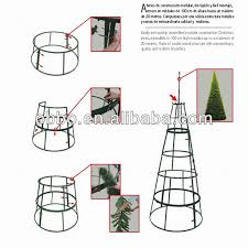 simple decoration outdoor metal trees led spiral tree