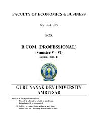 lexisnexis vi code bcom professional semester v to vi gndu capital budgeting life