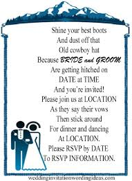 country wedding sayings country wedding invitation wording dawninvitescontest
