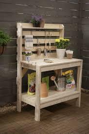 lawn garden good garden workstation work table shelf stand