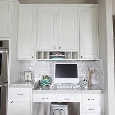 Kitchen Desk With Hutch Built In Kitchen Desk Design Ideas With Regard To 10 Damescaucus