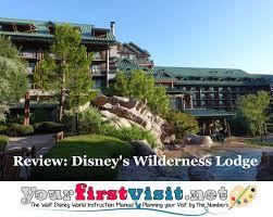 review disney u0027s wilderness lodge yourfirstvisit net