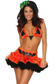 Pumpkin Costume Perfect Pumpkin Costume For Women Halloween 3wishes Com
