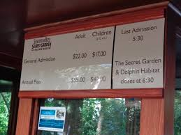 prices and hours picture of siegfried roy s secret garden and