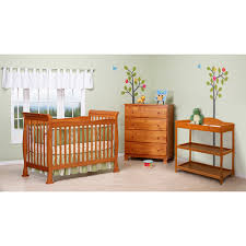 Toddler Rail For Convertible Crib Davinci 4 In 1 Convertible Crib W Toddler Rail Oak