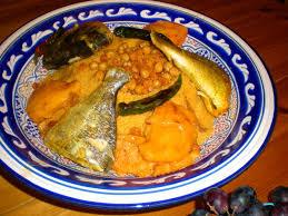 recette cuisine couscous tunisien recette de plat principal couscous au poisson bel manani de la