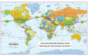 Seeking Abu Dhabi The Sircork World Tour Is Happening Seeking Steemitizens To Meet