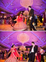 rina josh hindu wedding at the venetian in new jersey