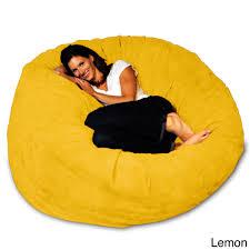 5 foot memory foam bean bag chair free today 15774676
