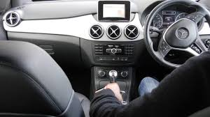 how to set the sat nav in a mercedes benz b class 1 5 b180 cdi