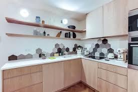 cuisine carreau ciment cuisine carreaux ciment 12 photos de cuisines tendance côté maison