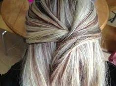 platinum blonde and dark brown highlights auburn hair with blonde highlights my hair obsession 3 pinterest