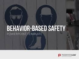 behavior based safety ppt slide template