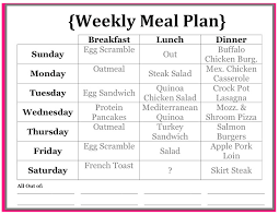 diet for weight loss meal plan for a week best quality week diet