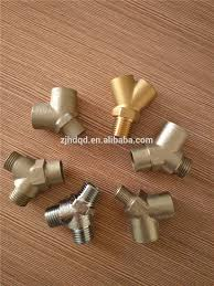 brass garden coupling pipe y connector garden brass fitting for
