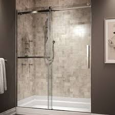 exalt shower door 48 60 by neptune yliving