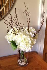 faux floral arrangements dining room delectable with faux floral arrangements for dining