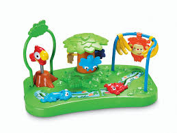 amazon com fisher price rainforest healthy care booster seat