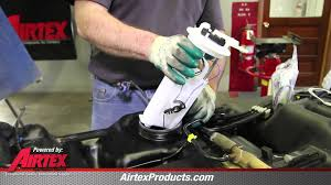 how to install fuel pump e3372m 1998 2001 oldsmobile silhouette