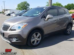 buick encore silver used 2014 buick encore leather fwd suv for sale in ada ok jt532