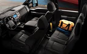 Classic Ford Truck Seat Covers - not just anyone can test drive a ford high performance off road f