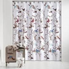Curtains With Trees On Them Shower Curtains Birds Foter