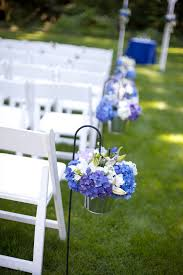 aisle markers pew markers aisle decor buckets baskets aisle markers