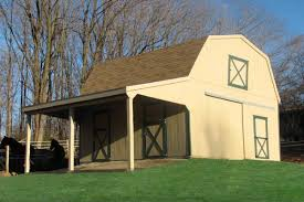 Used Horse Barn For Sale One And Two Story Horse Sheds Equine Shelters And Run Ins